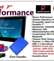 TABLET PERFORMANCE