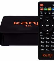ANDROID TV BOX KANJI 4 K 1GB/8GB
