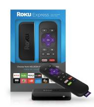 ANDROID TV ROKU