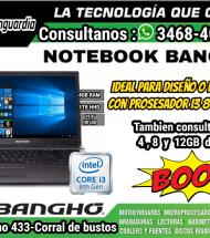 NOTEBOOK BANGHO