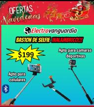 MONOPOD BASTON EXTENSIBLE INLAMABRICO!!!