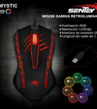 MOUSE SENTEY GS-3200 MYSTIC GAMING
